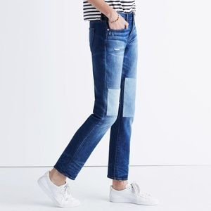MADEWELL B Sides Reworked Slim Boy Jeans Size 30